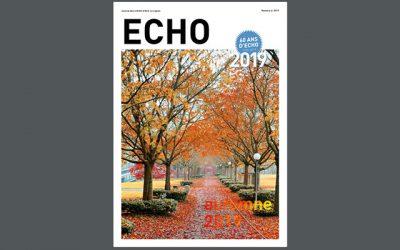 Echo n°6 automne 2019