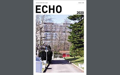 Echo n°1 printemps 2020