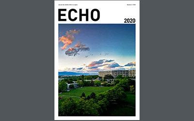 Echo n°2 été 2020