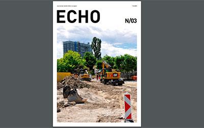 Echo n°3 Juillet-Août 2020