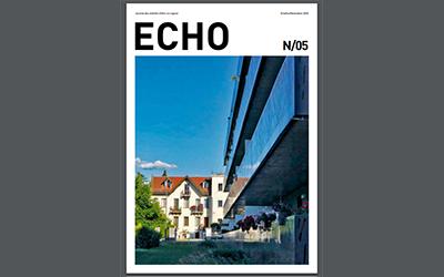 Echo n°4 et 5 Septembre-Novembre 2020